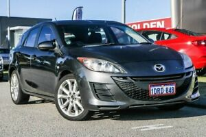 2011 Mazda 3 BL10F1 MY10 Neo Activematic Grey 5 Speed Sports Automatic Hatchback Rockingham Rockingham Area Preview
