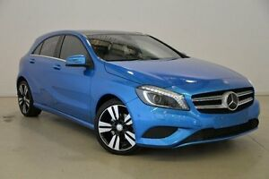2013 Mercedes-Benz A200 CDI W176 D-CT Blue 7 Speed Sports Automatic Dual Clutch Hatchback Mansfield Brisbane South East Preview