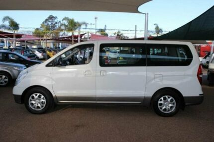 2009 Hyundai iMAX TQ White 4 Speed Automatic Wagon Minchinbury Blacktown Area Preview