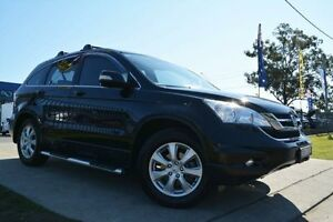2011 Honda CR-V MY11 (4x4) Luxury Black 5 Speed Automatic Wagon Mulgrave Hawkesbury Area Preview