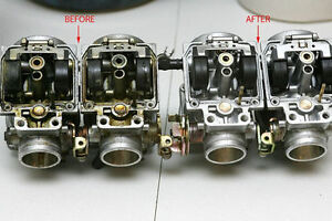 CARB CLEANING , BALANCING AND REBUILDING @ HALIFAX MOTORSPORTS