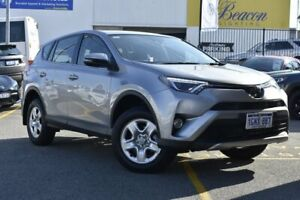 2018 Toyota RAV4 ZSA42R GX 2WD Silver 7 Speed Constant Variable Wagon Nedlands Nedlands Area Preview