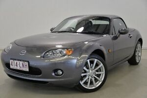 2006 Mazda MX-5 NC30F1 MY07 Roadster Coupe Grey 6 Speed Sports Automatic Hardtop Mansfield Brisbane South East Preview