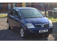 Vauxhall Meriva 1.7 CDTI (Cheap diesel with MOT)
