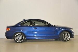2013 BMW 120I E82 LCI MY1112 Steptronic Blue 6 Speed Sports Automatic Coupe Mansfield Brisbane South East Preview