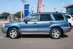 2007 Subaru Forester 79V MY07 X AWD Blue 4 Speed Automatic Wagon Brookvale Manly Area Preview