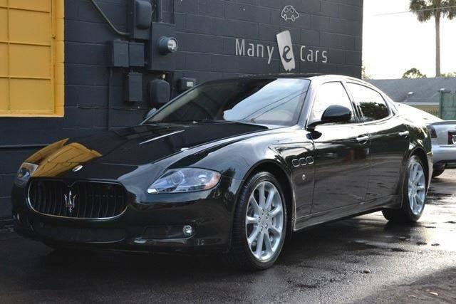 Image 1 Voiture American used Maserati Quattroporte 2011