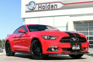 2017 Ford Mustang FM 2017MY GT Fastback Red 6 Speed Manual Fastback Liverpool Liverpool Area Preview