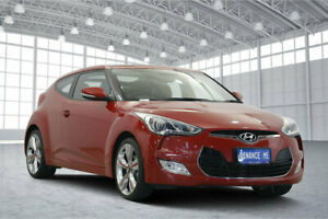 2013 Hyundai Veloster FS2 + Coupe Veloster Red 6 Speed Manual Hatchback Victoria Park Victoria Park Area Preview