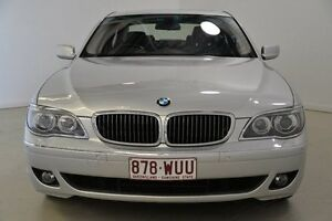 2005 BMW 740I E65 Steptronic Silver 6 Speed Sports Automatic Sedan Mansfield Brisbane South East Preview