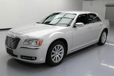 2011 Chrysler 300 Series Limited Sedan 4-Door: 2011 CHRYSLER 300 LIMITED HTD LEATHER NAV REAR CAM 67K #614225 Texas Direct Auto