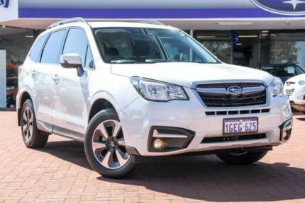 2016 Subaru Forester S4 MY16 2.5i-L CVT AWD White 6 Speed Constant Variable Wagon Maddington Gosnells Area Preview