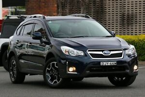 2016 Subaru XV MY17 2.0I-S Blue Continuous Variable Wagon Zetland Inner Sydney Preview