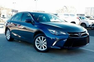 2015 Toyota Camry AVV50R Atara S Indigo 1 Speed Constant Variable Sedan Hybrid Strathmore Heights Moonee Valley Preview