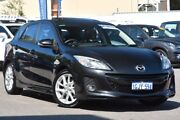 2011 Mazda 3 BL10L2 SP25 Activematic Black 5 Speed Sports Automatic Hatchback Bayswater Bayswater Area Preview