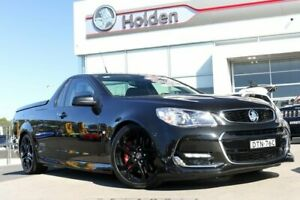 2015 Holden Ute VF II MY16 SS V Ute Redline Black 6 Speed Manual Utility Liverpool Liverpool Area Preview