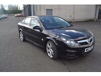 2009 vauxhall vetra sri cdti xp1 t diesel 5 dr black 6 spd 150 b h pwr xp1 body kit & s/flake alloys