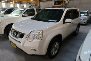 2011 Nissan X-Trail T31 Series IV ST 2WD White 6 Speed Manual Wagon Hamilton North Newcastle Area Preview