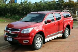 2014 Holden Colorado RG MY14 LT (4x4) Sizzle 6 Speed Automatic Crew Cab Pickup Werribee Wyndham Area Preview