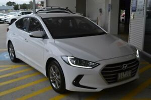 2017 Hyundai Elantra AD Active White Sports Automatic Mill Park Whittlesea Area Preview