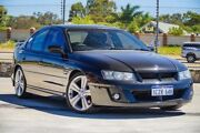 2006 Holden Special Vehicles Clubsport Z Series MY06 Black 6 Speed Manual Sedan Kenwick Gosnells Area Preview