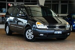 2014 Kia Grand Carnival VQ MY14 SI Silver 6 Speed Sports Automatic Wagon Melville Melville Area Preview
