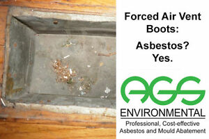 AGS Environmental Professional, Cost-Effective Asbestos Removal Kitchener / Waterloo Kitchener Area image 1