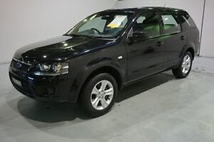 2011 Ford Territory SY Mkii TX Black 4 Speed Sports Automatic Wagon Old Guildford Fairfield Area Preview