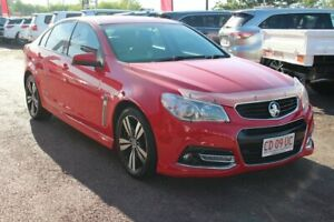 2014 Holden Commodore VF MY14 SS Storm Red 6 Speed Manual Sedan The Gardens Darwin City Preview