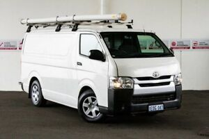 2014 Toyota HiAce KDH201R MY14 LWB French Vanilla 5 Speed Manual Van Rockingham Rockingham Area Preview