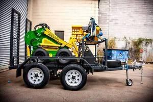 DEMO UNIT 1 only - McLoughlin Mini loader - Tax Break - Oz Wide Bassendean Bassendean Area Preview