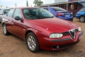 2000 Alfa Romeo 156 Ti Sedan 4dr Man 5sp 2.0i Manual Sedan Colyton Penrith Area Preview