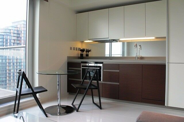 Baltimore Wharf,Canary Wharf-Studio Apartment,Balcony ...