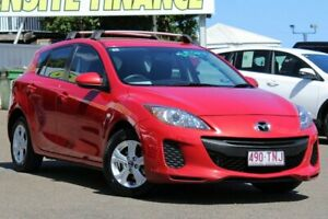 2013 Mazda 3 BL10F2 MY13 Neo Activematic Red 5 Speed Sports Automatic Hatchback Moorooka Brisbane South West Preview