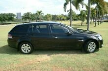 2013 Holden Commodore VE II MY12.5 Omega Sportwagon Black 6 Speed Sports Automatic Wagon Townsville Townsville City Preview