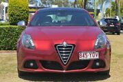 2013 Alfa Romeo Giulietta Series 0 MY12 QV Red/Black 6 Speed Manual Hatchback Southport Gold Coast City Preview