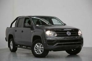 2017 Volkswagen Amarok 2H MY17 TDI420 4MOTION Perm Core Grey 8 Speed Automatic Utility Altona North Hobsons Bay Area Preview
