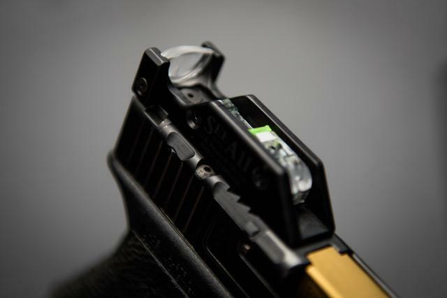 Mk2 Non-Tritium Pistol Sight