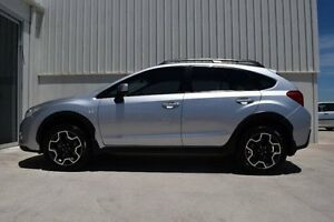 2012 Subaru XV G4-X MY12 2.0i AWD Ice Silver 6 Speed Manual Wagon Rutherford Maitland Area Preview