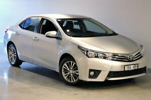2014 Toyota Corolla ZRE172R SX Silver Constant Variable South Morang Whittlesea Area Preview