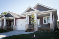 Brand New Bungalow Condos under construction in Niverville!