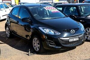 2013 Mazda 2 200 Black Automatic Hatchback Minchinbury Blacktown Area Preview