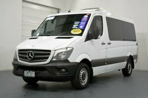 2014 Mercedes-Benz Sprinter NCV3 MY14 319CDI Low Roof MWB 7G-Tronic White Sports Automatic Van