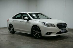 2016 Subaru Liberty B6 MY16 2.5i CVT AWD White 6 Speed Constant Variable Sedan Welshpool Canning Area Preview