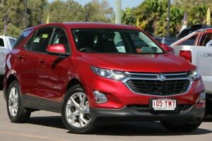 2017 Holden Equinox EQ MY18 LT FWD Glory Red 9 Speed Sports Automatic Wagon Caloundra West Caloundra Area Preview