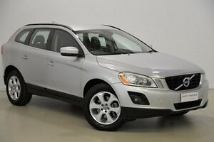 2009 Volvo XC60 DZ MY09 T6 Geartronic AWD Silver 6 Speed Sports Automatic Wagon Mansfield Brisbane South East Preview