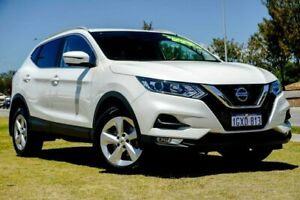 2019 Nissan Qashqai J11 Series 2 ST-L X-tronic Ivory 1 Speed Constant Variable Wagon Clarkson Wanneroo Area Preview