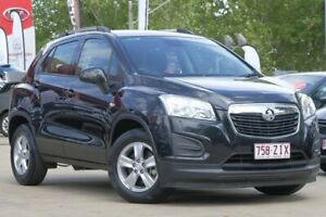 2013 Holden Trax TJ MY14 LS Black 6 Speed Automatic Wagon