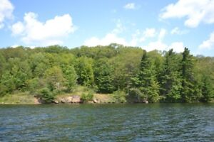 Vacant Land For Sale on Upper Rideau Lake (Lot 26)