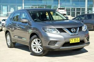 2016 Nissan X-Trail T32 ST X-tronic 2WD Grey 7 Speed Constant Variable Wagon Castle Hill The Hills District Preview